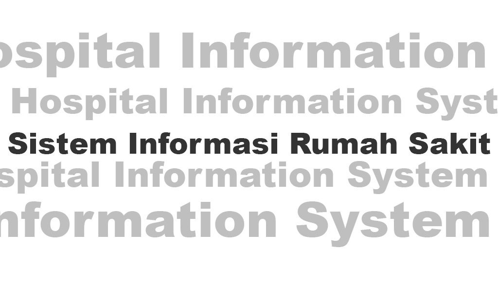 Sistem Informasi Rumah Sakit