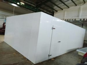 Custom Cold Storage